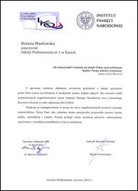 """Konkurs historyczny """"Jedno jedyne zdjęcie…"""""""